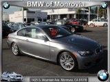 2010 Space Gray Metallic BMW 3 Series 335i Coupe #44866407