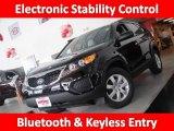 2011 Ebony Black Kia Sorento LX #44890901