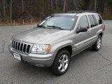 2001 Jeep Grand Cherokee Silverstone Metallic