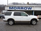 2004 Oxford White Ford Explorer Eddie Bauer 4x4 #44901019