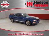 2006 Vista Blue Metallic Ford Mustang V6 Premium Coupe #44899581