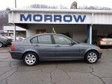 2001 Steel Grey Metallic BMW 3 Series 325xi Sedan #44901020