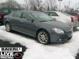 2008 Dark Gray Metallic Chevrolet Malibu LTZ Sedan #44900037