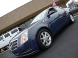2009 Blue Diamond Tri-Coat Cadillac CTS Sedan #44900064