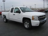 2011 Chevrolet Silverado 1500 LT Extended Cab Data, Info and Specs