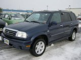 Catseye Blue Metallic Suzuki Grand Vitara in 2001