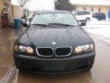 2004 Oxford Green Metallic BMW 3 Series 325xi Sedan #44901136