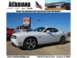 2011 Bright White Dodge Challenger SRT8 392 Inaugural Edition #44901137