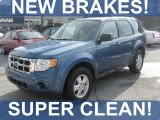 2009 Sport Blue Metallic Ford Escape XLS #44900082
