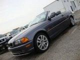 2003 Steel Grey Metallic BMW 3 Series 330i Convertible #44900086
