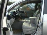 2010 Toyota Highlander Hybrid 4WD Ash Interior