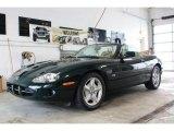 Jaguar XK 1997 Data, Info and Specs