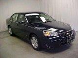 2007 Dark Blue Metallic Chevrolet Malibu LT Sedan #44901577