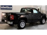 2011 Black Chevrolet Silverado 1500 Regular Cab #44901595