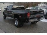 2000 Dodge Ram 3500 Black