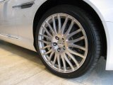 Aston Martin DB9 2011 Wheels and Tires