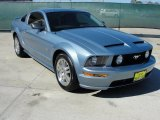 2006 Windveil Blue Metallic Ford Mustang GT Premium Coupe #44901222