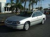 2001 Galaxy Silver Metallic Chevrolet Impala  #44900982