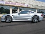 2009 Mercedes-Benz SL 65 AMG Black Series Coupe