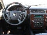 2011 Chevrolet Silverado 1500 LTZ Crew Cab Dashboard
