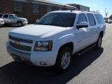 2011 Summit White Chevrolet Suburban LT 4x4 #44957649
