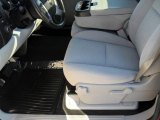 2008 Chevrolet Silverado 1500 LT Regular Cab 4x4 Light Titanium/Ebony Accents Interior