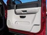 2008 Chevrolet Silverado 1500 LT Regular Cab 4x4 Door Panel
