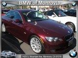 2008 Barbera Red Metallic BMW 3 Series 328i Coupe #44956106