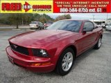 2006 Redfire Metallic Ford Mustang V6 Premium Coupe #44957693