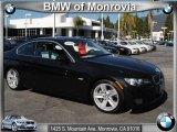 2008 Jet Black BMW 3 Series 335i Coupe #44956110