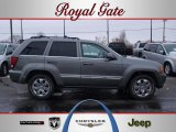 2008 Mineral Gray Metallic Jeep Grand Cherokee Limited 4x4 #44954671