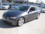 2008 Sparkling Graphite Metallic BMW 3 Series 335i Coupe #44954848