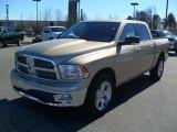 2011 White Gold Dodge Ram 1500 Big Horn Crew Cab 4x4 #44958087