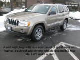 2006 Light Khaki Metallic Jeep Grand Cherokee Limited 4x4 #44958114