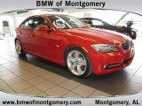 2010 Crimson Red BMW 3 Series 335i Sedan #44956236