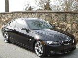 2009 Jet Black BMW 3 Series 335i Coupe #44955370