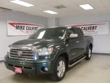 2008 Timberland Green Mica Toyota Tundra Limited CrewMax #44958455