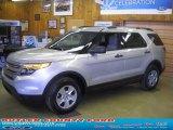 2011 Ingot Silver Metallic Ford Explorer 4WD #44955698