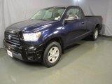 2007 Blue Streak Metallic Toyota Tundra Regular Cab 4x4 #44956422