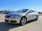 2012 White Gold Metallic Volkswagen CC Lux #44956758