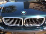 BMW 7 Series 1998 Badges and Logos