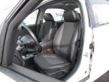 2007 Chevrolet Malibu SS Sedan Ebony Black Interior