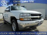 2004 Summit White Chevrolet Tahoe LT 4x4 #44960428