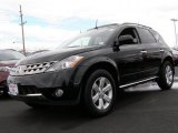 2007 Super Black Nissan Murano SL AWD #44958763