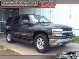 2004 Dark Gray Metallic Chevrolet Tahoe LS 4x4 #44957095