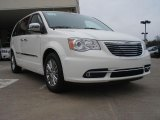 2011 Chrysler Town & Country Stone White