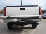 2001 Chevrolet Silverado 2500HD LS Extended Cab Data, Info and Specs
