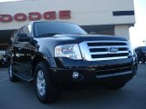 2010 Tuxedo Black Ford Expedition XLT #45035145