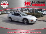 2003 Sterling Silver Metallic Mitsubishi Eclipse GT Coupe #45033019