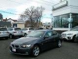 2008 Sparkling Graphite Metallic BMW 3 Series 328xi Coupe #45034150